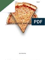 Supply Chain of Pizzahutl