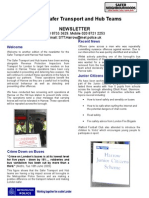 STT Newsletter June 2009