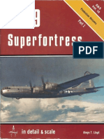 In Detail & Scale - No.010 - 'B-29 Superfortress (Part 1)'