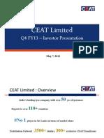 CEAT FY13 Investor presentation.pdf