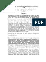 Seminar Paper Characteristic