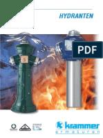 Hidrant Prezentare Krammmer