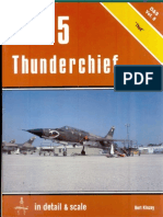 In Detail & Scale - No.008 - 'F-105 Thunderchief'
