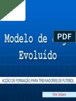 Modelo de Jogo Evoluido