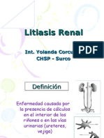 Litiasis Renal - Modificado