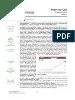 Finanza MCall Weekly 24052013