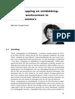Flow, Schepping en Ontdekking_M. Vangrinsven