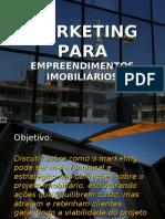 Marketing Empreendimentos Imobiliarios