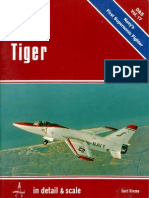 In Detail & Scale - No.017 - 'F11F Tiger'