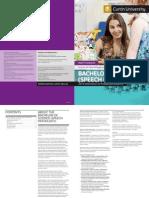 UG Speech Info Booklet