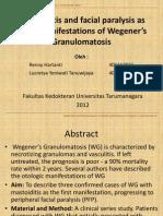 Wegenere's granulomatosis
