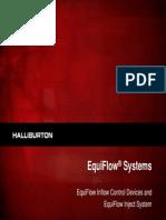 Halliburton EquiFlow ICD