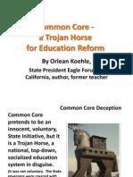 Common Core - Power Point