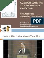 Common Core Presentation Short