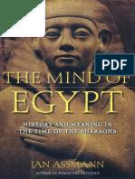 Jan Assmann 1996 the Mind of Egypt Metropolitan Books