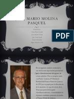 José Mario Molina Pasquel