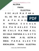 Aída Cartagena Portalatín - Escalera para Electra