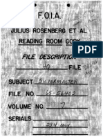FBI Silvermaster File, Section 07
