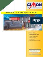 Guia Rapida de Inicio PLC CIMON v1.0