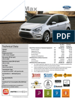 Ford S-Max Ecoboost