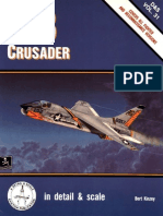 In Detail & Scale - No.031 - 'F-8 Crusader'