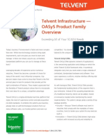 Schneider Electric Telvent OASyS Product Family Overview