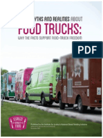 7 Myths and Realities about Food Trucks
