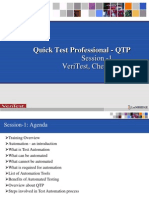 QTP Training Session1-Intro
