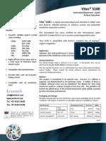 Vitec 5100 Antiscalant Datasheet L