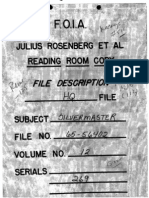 FBI Silvermaster File, Section 12