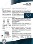 Vitec 4000 Antiscalant Datasheet L