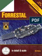 In Detail & Scale - No.036 - 'USS Forrestal'