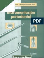 Instrumentacion Periodontal