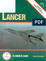 In Detail & Scale - No.037 - 'B-1 Lancer'