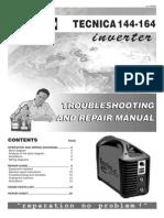 Telwin Tecnica 144-164 Welding-Inverter Sm