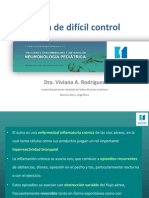 Asma de difícil control_PPT
