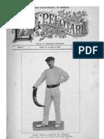 Revista El Pelotari. Año II, Número 33 (29-05-1894)