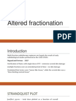 Altered Fractionation