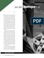 Percepciones del tiempo y el espacio en las ciencias naturales - Ramón Peralta y Fabi