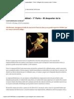 Oda a la responsabilidad – 1ª Parte – El despertar de la conciencia crítica _ 11 Pattern