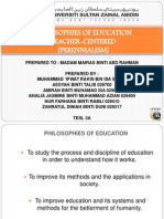 philosophiesofeducation-120629044618-phpapp02