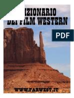 Dizionario Dei Film Western