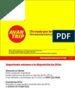 Avantrip - Recomendaciones Para Tu Viaje
