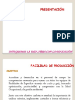 PARTE1 - FACILIDADES DE PRODUCCIÓN