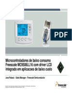Microcontroladores de Baixo Consumo