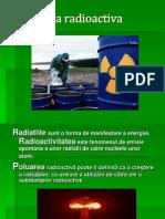 Prevenirea poluarii radioactive dating