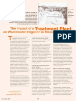 Treatment Plant Effects on Wastewater 