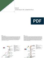 Camino de Santiago - Mapas de Rutas - Camino Primitivo