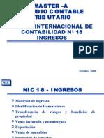 Master-A Nic 18