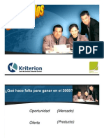 HR - Parte 2 Rep a - Kriterion-Clavell 2009